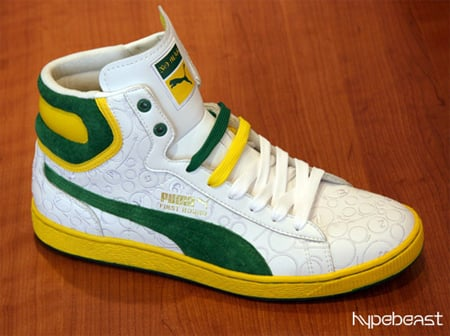 Puma x No Mas First Round Seattle
