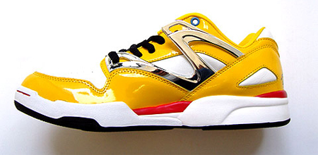 Reebok Omni Lite Pump Low - Voltron Pack