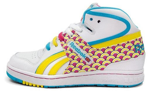 Reebok Pump Running Dual and Pro Legacy Fishscale