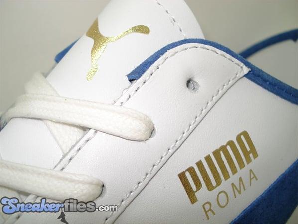 Puma 1968 Roma Italia Re-Issue