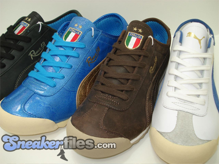 Puma 1968 Roma Italia Re-Issue