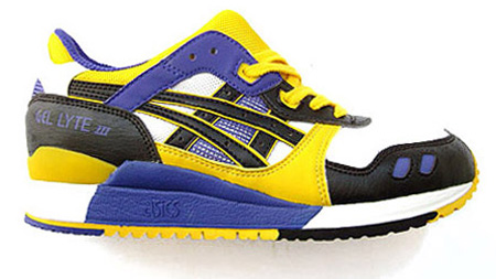 Asics Gel-Lyte III and GT-II