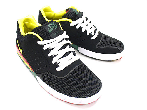 Nike SB Zoom Tre A.D - Rasta