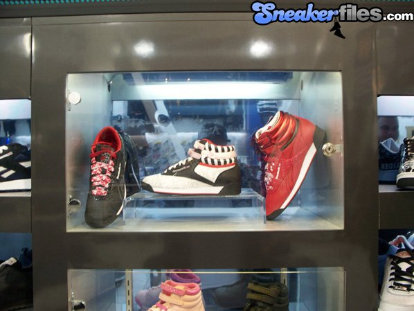 Shiekh Shoes San Francisco Revisited with Salon