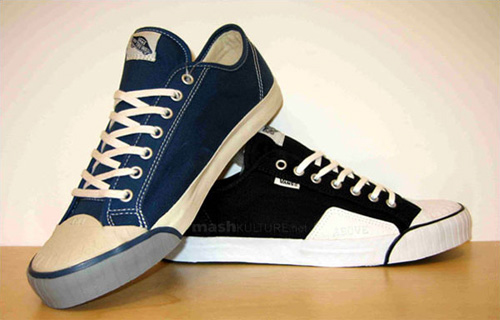 WTAPS x Vans Syndicate 2008 Fall Collection