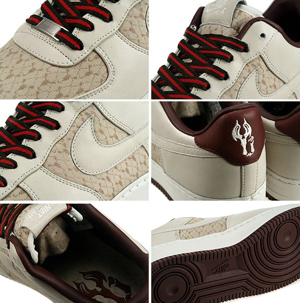 Nike Air Force 1 Supreme - Yi Jianlian