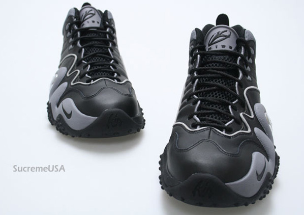 Nike Zoom Flight Five B - Black / Cool Grey