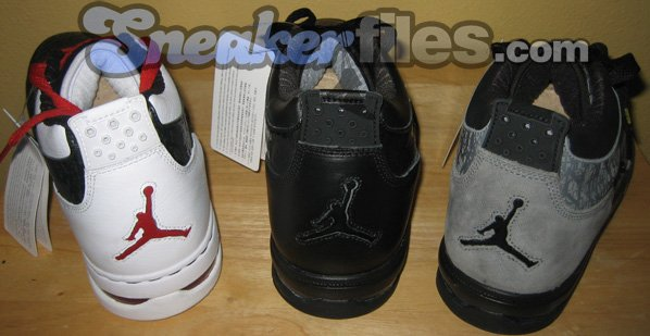 Air Jordan Flipsyde (Flipside) Jordan Brands First Skate Shoe