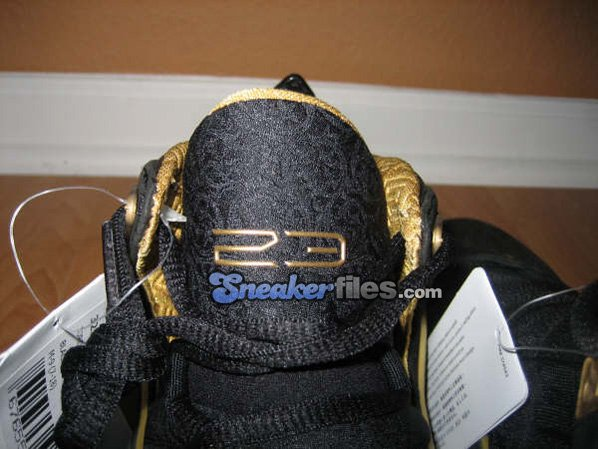 Air Jordan Olympian Black / Metallic Gold First Look