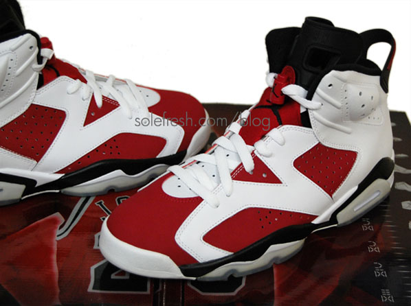 Air Jordan IV (6) Carmine Preview - Countdown Package