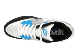 Nike Air Max Light - White / Laser Blue / Grey / Black