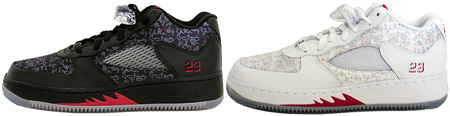 Air Jordan Force Fusion 5 (V) Low Is it the Shoes Available
