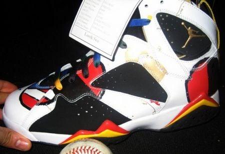 Air Jordan 7 (VII) Retro OC - Olympic Celebration Pack