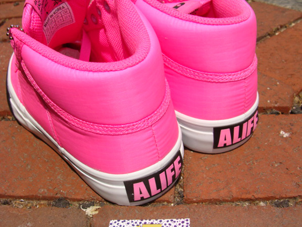 Alife Everybody Mid Fluorescent Pack