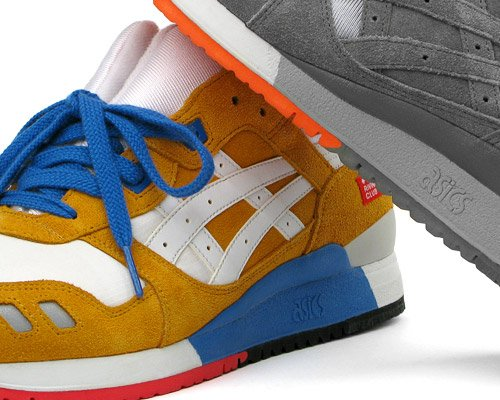 Alife Rivington Club x Asics Gel Lyte III