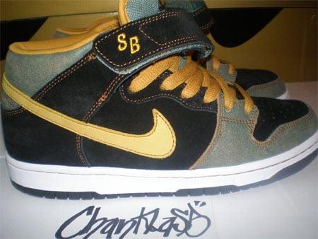 Nike SB Dunk Mid - Asbury