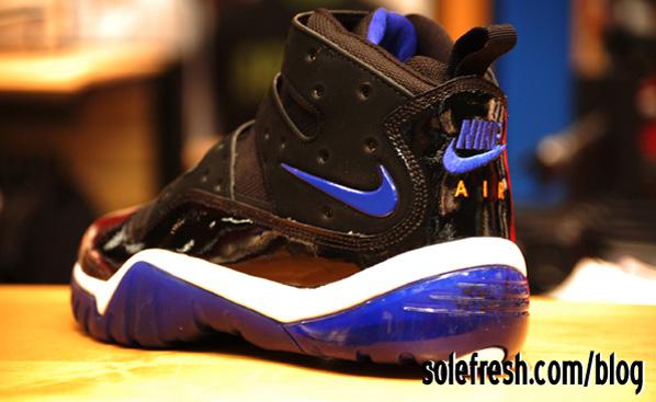 free shipping c639a 1f421 Nike Air Sharkley – Black   Blue