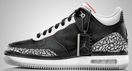 Air Jordan Force Fusion III (3) - Black   Fire Red   Cement Grey ... f6af096a7138