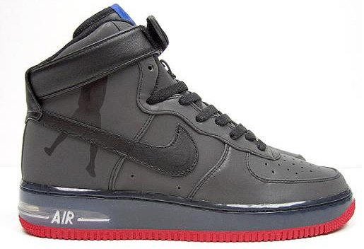 Nike Air Force 1 High Supreme Rasheed Wallace - Two Color-ways