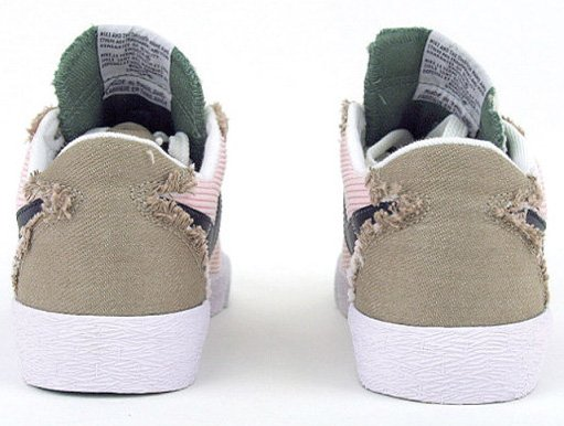 Nike Womens Blazer Low - Corduroy