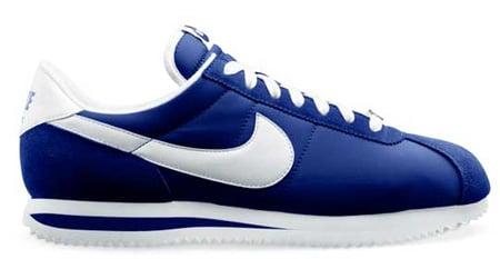 Nike Cortez - Navy / White