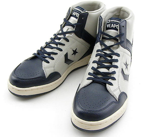 United Arrows x Converse Weapon High