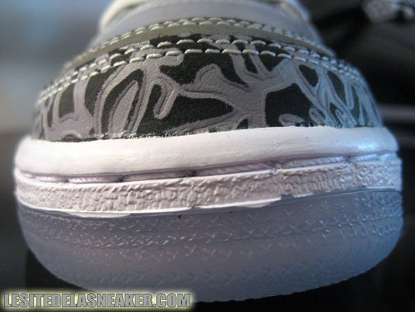 Air Jordan Spizike - Cool Grey Another Look
