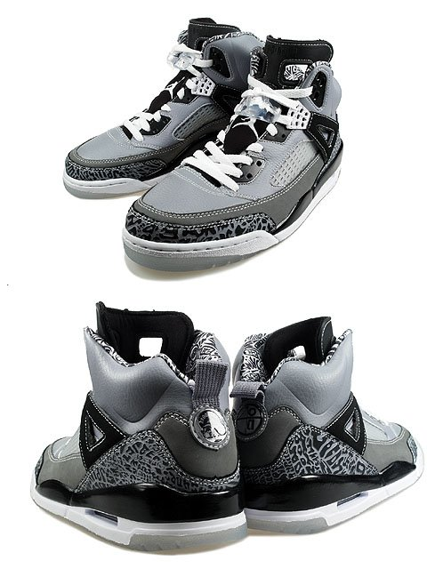 Air Jordan Spizike - Cool Grey