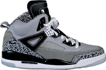 huge discount a874e 7dbdf Air Jordan Spizike Cool Grey - Euro Exclusive