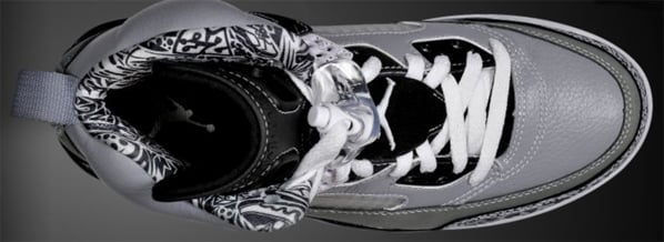 Air Jordan Spizike Cool Grey - Euro Exclusive