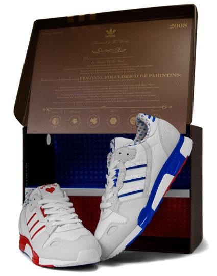 design de qualité 59aa4 aa6e2 Adidas ZX800 - Flavors of the World | SneakerFiles