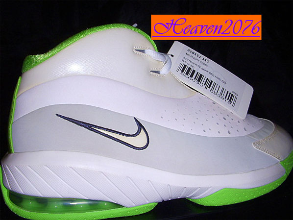 Nike Flight Skool Kevin Durant Sample - White / Green