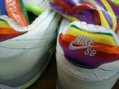 Nike SB x Hiroshi Fujiwara - P-Rod II