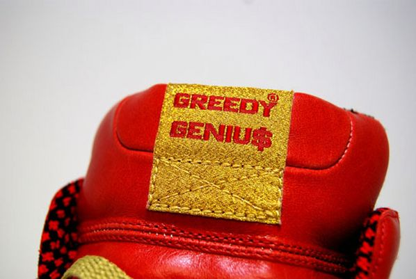 Greedy Genius The Year Of The Rat