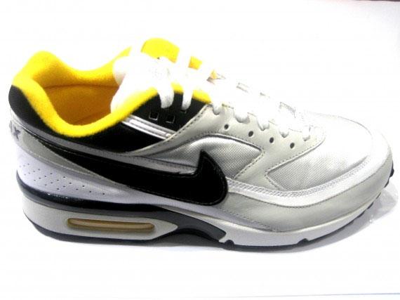 Nike Air Classic BW - Grey / Black / Varsity Maize