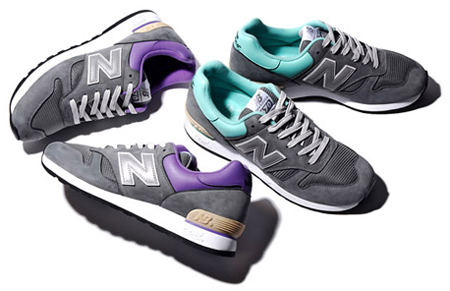 Real Mad Hectic x Stussy x New Balance CM670