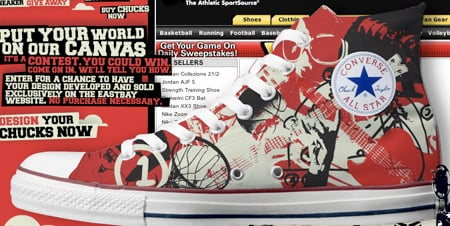 Converse x Kyle Korver - All Star Design Contest