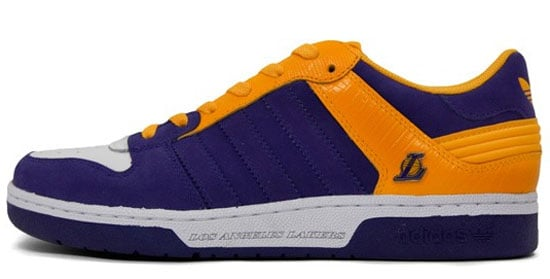 Adidas Instinct II Low - NBA Edition