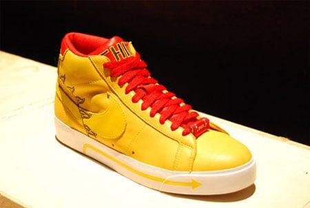 Michael Lau x Nike BMX China Federation