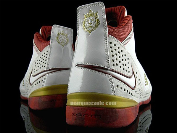 Nike Zoom Lebron Soldier 2 - China Edition