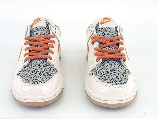 Nike Dunk Low GS - Leopard