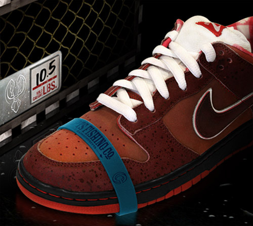 Nike SB Dunk Low - Concepts Lobster