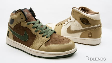 Release Date Reminder: Air Jordan 1 Armed Forces Pack