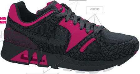 Nike Air Stab QK Runnin Gunnin