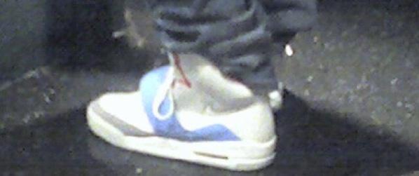 Nike Air Yeezy: New Blue Colorway