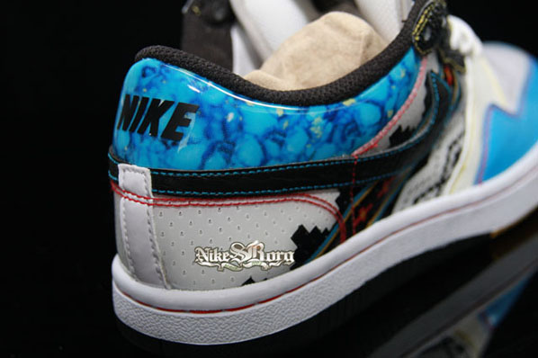 premium selection 5aabf 0c4a3 ... Nike Court Force Low Native American Mexican Blanket ...