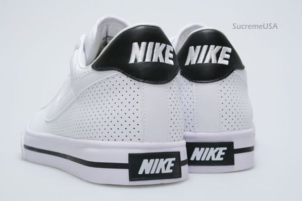 Nike Sweet Classic Perforated White - Black