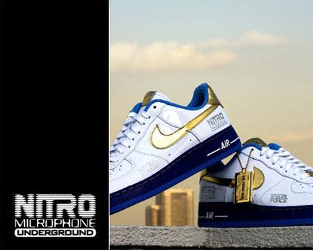 Nitro Camp x Nike Air Force 1