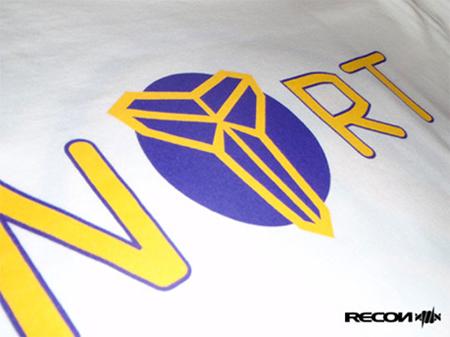 Recon / Nort Kobe Bryant MVP 08 T-Shirt