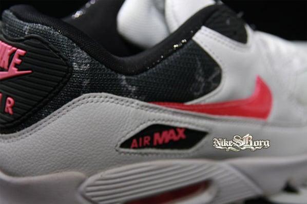 Nike Air Max 90 - White / Pink